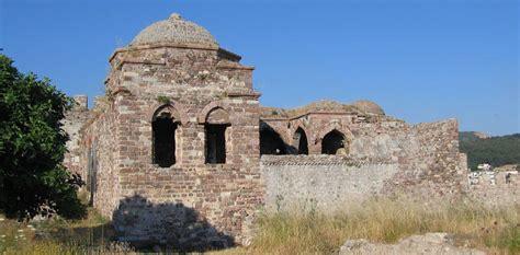 ottoman buildings in search of oil metelino