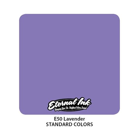 eternal ink standard color lavender