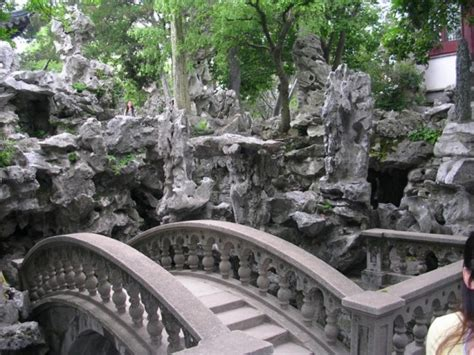 On The Rocks Garden Grove Gardens Of The World China Travels With Gary