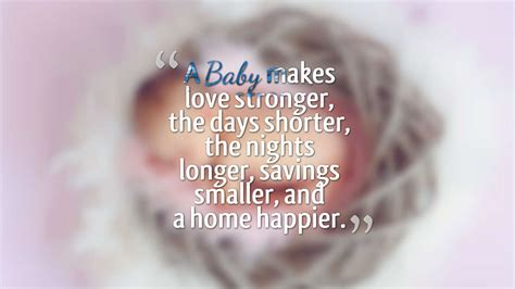 baby quotes best 50 sweet baby quotes and sayings