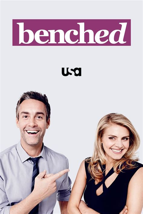 tv benched benched tv series 2014 2014 posters the movie