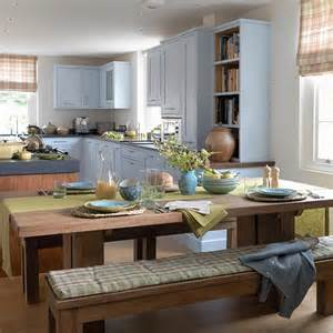 Kitchen Diner Tables Cool Kitchen Dining Space Open Plan Kitchen Design Ideas Housetohome Co Uk