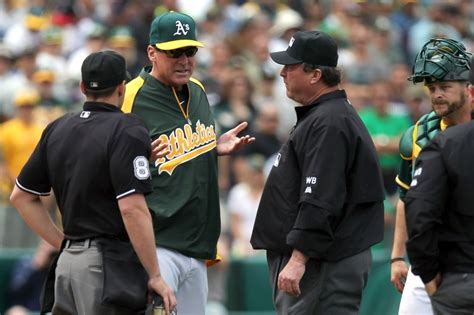 Has Brandon Davis Well Run by Should Gerry Davis Umpire The Wildcard