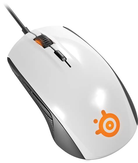 Steelseries Mouse Rival 100 White steelseries rival 100 white utg 229 tt alina se