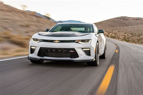 2017 camaro ss 2017 chevrolet camaro ss 1le drive review
