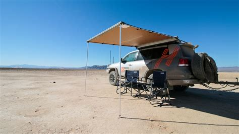 arb touring awning field tested arb touring awning expedition portal