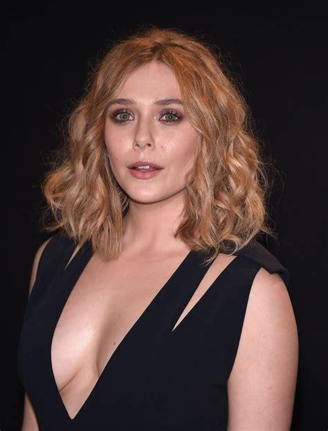 mid length swag 27 best elizabeth olsen images on pinterest actresses
