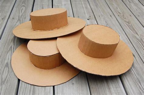 Сделать шляпу цилиндр своими руками фото