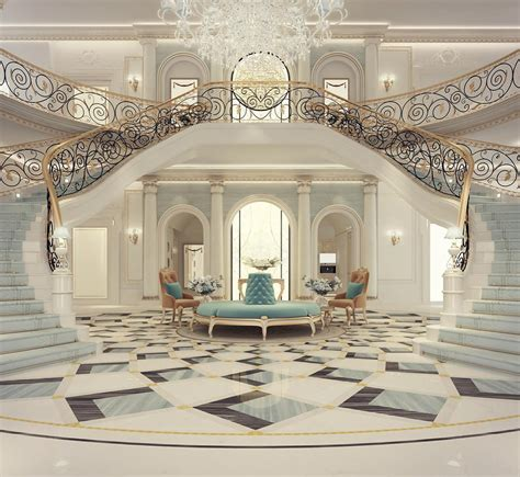 mansion home designs luxury mansion interior grand staircased foyer