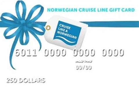 Ncl Gift Card Discount - buy norwegian cruise line discount gift cards giftcard net