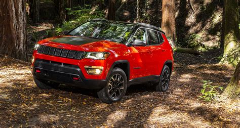 2018 jeep compass trailhawk price 2018 jeep compass unveiled at la motor show here next