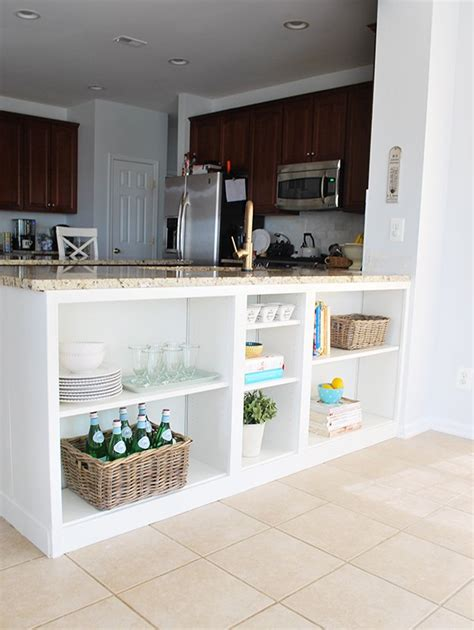 kitchen countertop shelf 17 brilliant ways to declutter every countertop in your