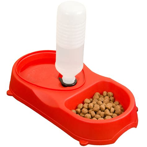 Best Terlaris R Bowl Water Dish Feeding Dish Tempat Berendam evelots premium pet feeder with food bowl automatic water refill bottle system ebay