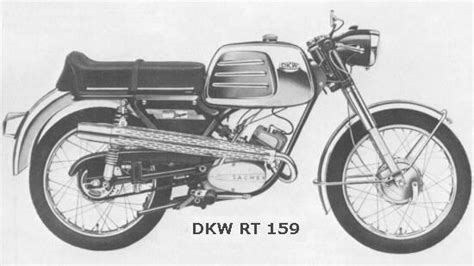 Dkw Moped Aufkleber by Dkw Rt 159