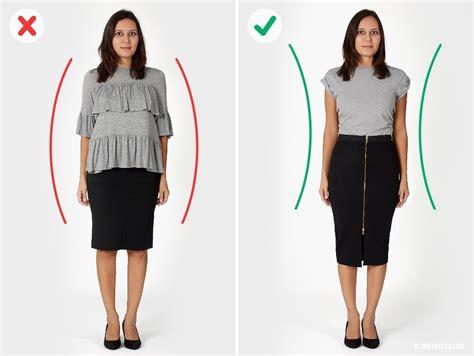 Atasan Wanita Sabrina Ruffle Horizontal Stripes seven mistakes we make when choosing clothes that stop us looking our best