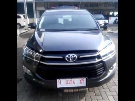 Toyota Innova G Manual Bensin all new kijang innova the legend rebon tipe g bensin