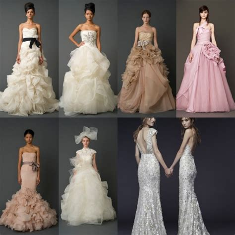 Most Fabulous Vera Wang Wedding Gowns Bridal Collection by Editor S Our Most Favored Styles From Vera Wang