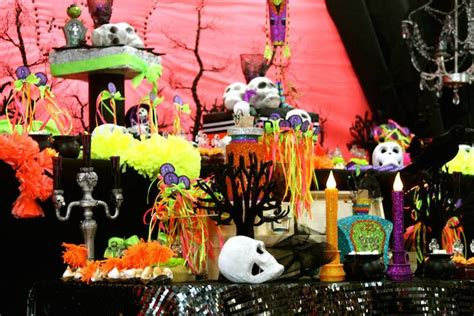 halloween day themes day of the dead halloween decorations www pixshark com