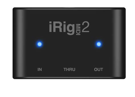Usb Irig ik multimedia irig midi 2 lightning usb midi interface for
