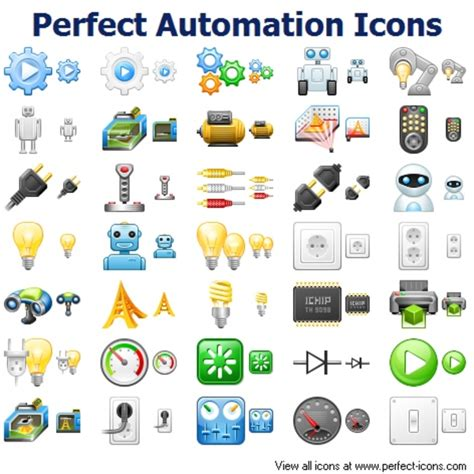 automation icons free images at clker