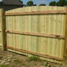 Removable Fence Section by Wooden Fence Across Driveway Search New