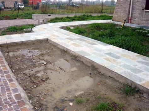 pavimentazione cortile pavimentazione cortile bologna modena realizzazione