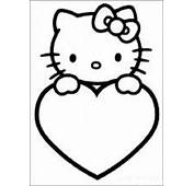 Hello Kitty Coloring Pages 8  Kids