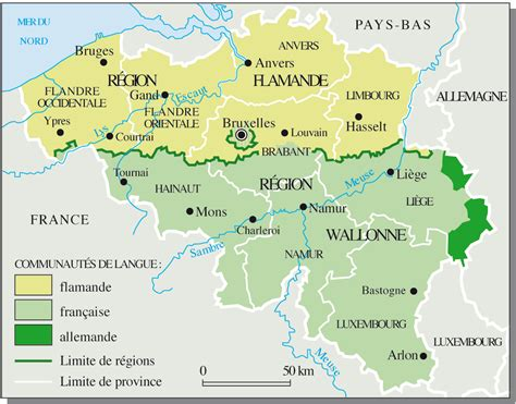 linguistic map of belgium the new york times list of potential new countries and