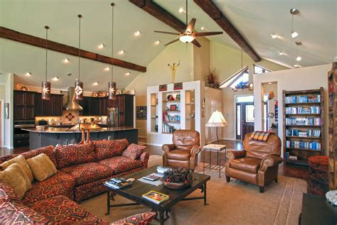 Ceiling Fans For Low Ceilings With Light by Custom Home Interiors
