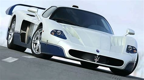 maserati mc12 red 2004 maserati mc12 youtube