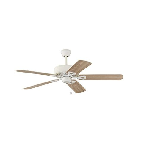 harbor white ceiling fan harbor 52 inch white indoor outdoor ceiling fan