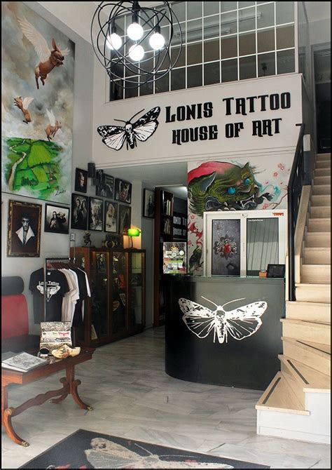 tattoo parlor athens 14 best lonis tattoo studio house of art images on