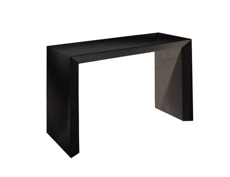 Black Gloss Console Table Bellini Black Gloss Console Table