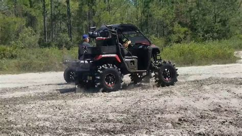 pioneer 500 on 6 quot portals and 35s at 10k phukdupmudclub