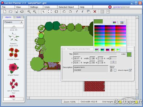 Download Free Garden Planner Garden Planner 3 0 0 73 Download