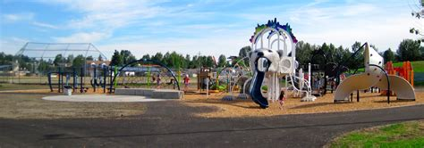 anchorage parks the polar playground is open anchorage park foundation