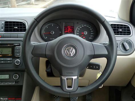 vento volkswagen interior team bhp volkswagen vento test drive review