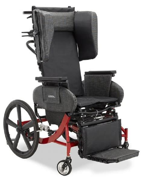 Mobile Chair by Broda Synthesis V4 Mobile Tilt Reclining Chair