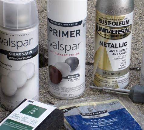 Spray Painting How To - how to spray paint wooden furniture finding silver linings apps directories
