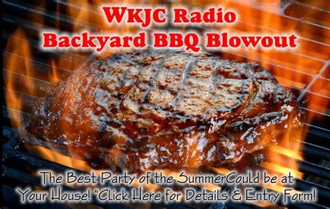 tim s backyard bbq backyard bbq blowout carroll broadcasting inc