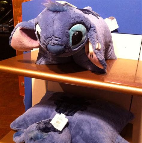 Stich Pillow Pet by Just Saw These Stitch Pillow Pets At The