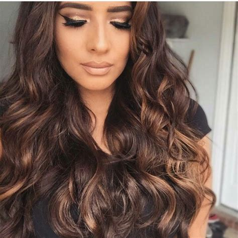 brown hair color with highlights ideas how to dye blonde and 101 best hair indeed images on pinterest brunette hair