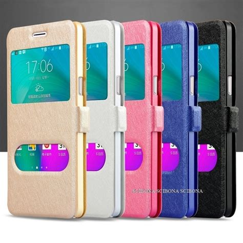 Samsung Galaxy J5 Prime Leather Flip Flipcase Cover Casing Dompet for samsung galaxy samsung galaxy j2 j5 j7 prime cover flip leather call window