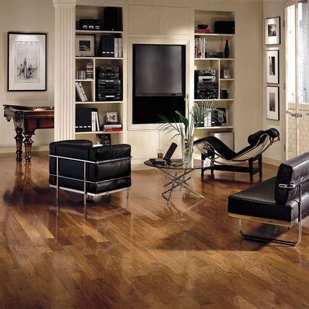 Media Room Carpet - media rooms flooring idea urban exotics walnut plank by robbins hardwood flooring
