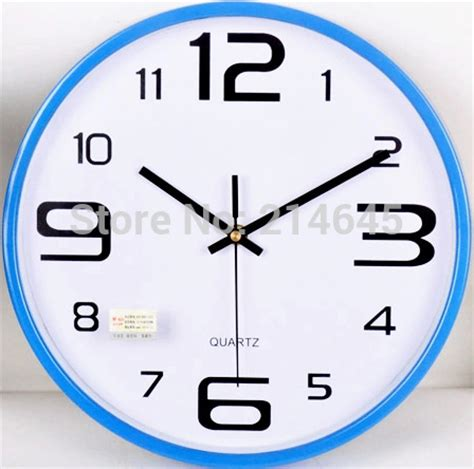 Promo Diy Acrylic Wall Clock 30 50cm Diameter Jam Din Diskon buy 2014 best gifts fashion big size 3d wall clocks creative diy acrylic metal sticker mirror