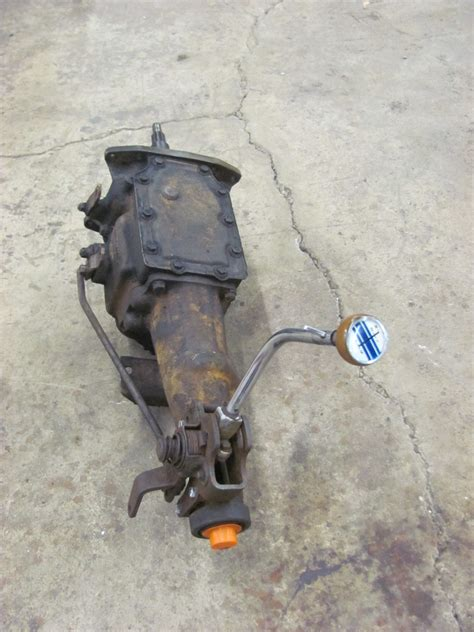 1965 65 ford mustang top loader 4 speed transmission with