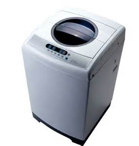 Small Apartment Size Clothes Washer Midea 1 6 Cu Ft Portable Landry Compact Washing Machine