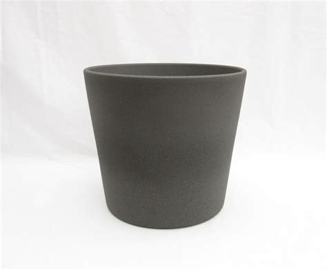 10 inch ceramic foliera ceramic pot granite 10 inch the home depot