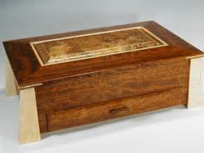 Personalised Wooden Vase Exotic Wood Jewelry Box Of Woods From Around The World