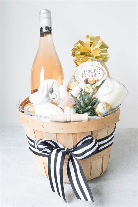 adult easter basket ideas 20 cute homemade easter basket ideas easter gifts for